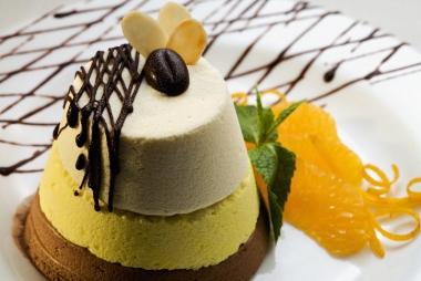 Coffee Ricotta Dessert